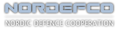 NORDEFCO - Nordic Defence Cooperation